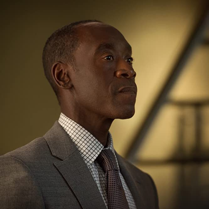 Don Cheadle in Avengers: Age of Ultron (2015)