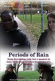 Periods of Rain Poster