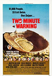 Image result for two minute warning