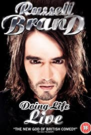 Russell Brand: Doing Life - Live (2007) Poster - Movie Forum, Cast, Reviews
