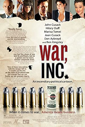 War Inc. (2008) Download on Vidmate
