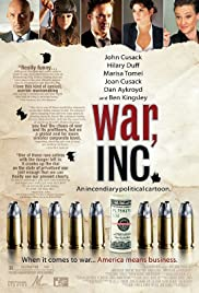War, Inc. (2008) Poster - Movie Forum, Cast, Reviews