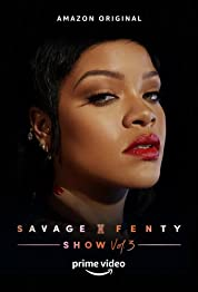 Savage X Fenty Show Vol. 3 (2021) poster