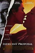 Indecent Proposal (1993) Poster