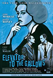 Elevator to the Gallows (1958) Poster - Movie Forum, Cast, Reviews