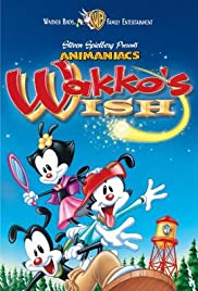 Animaniacs: Wakko's Wish Poster