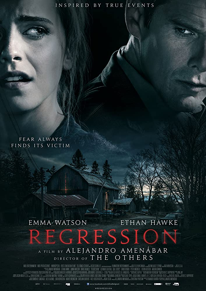 Regresija / Regression (2015)