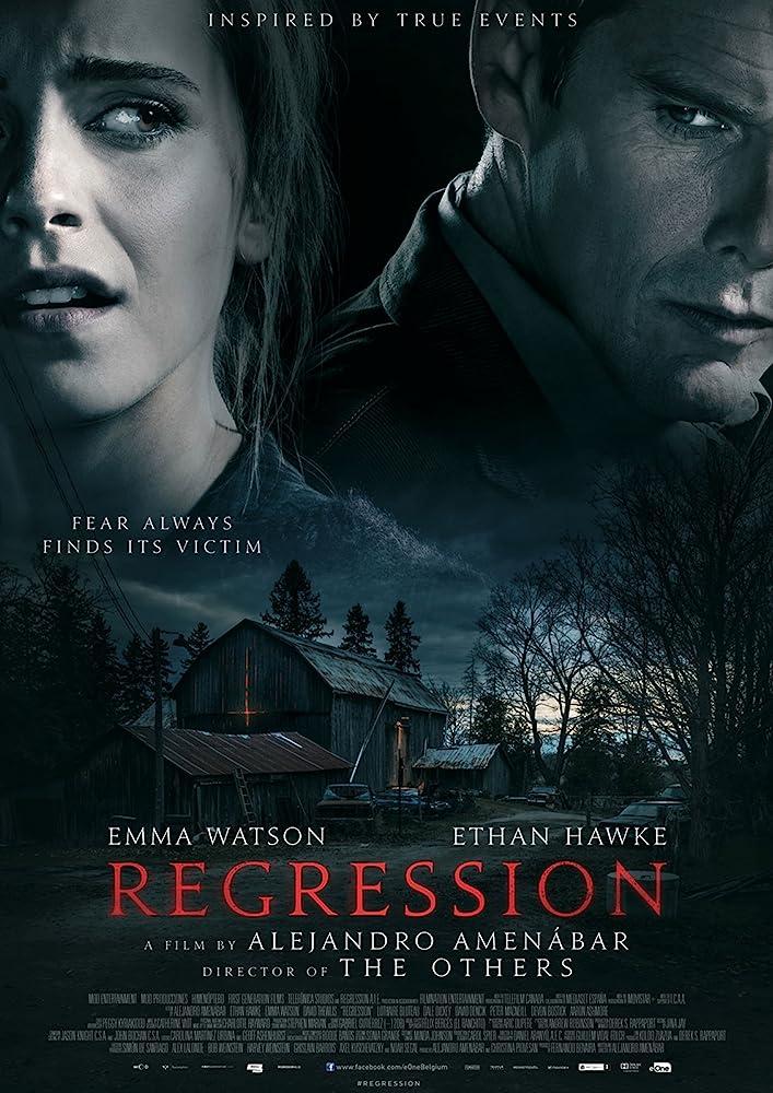 Regresija / Regression (2015) žiūrėti online