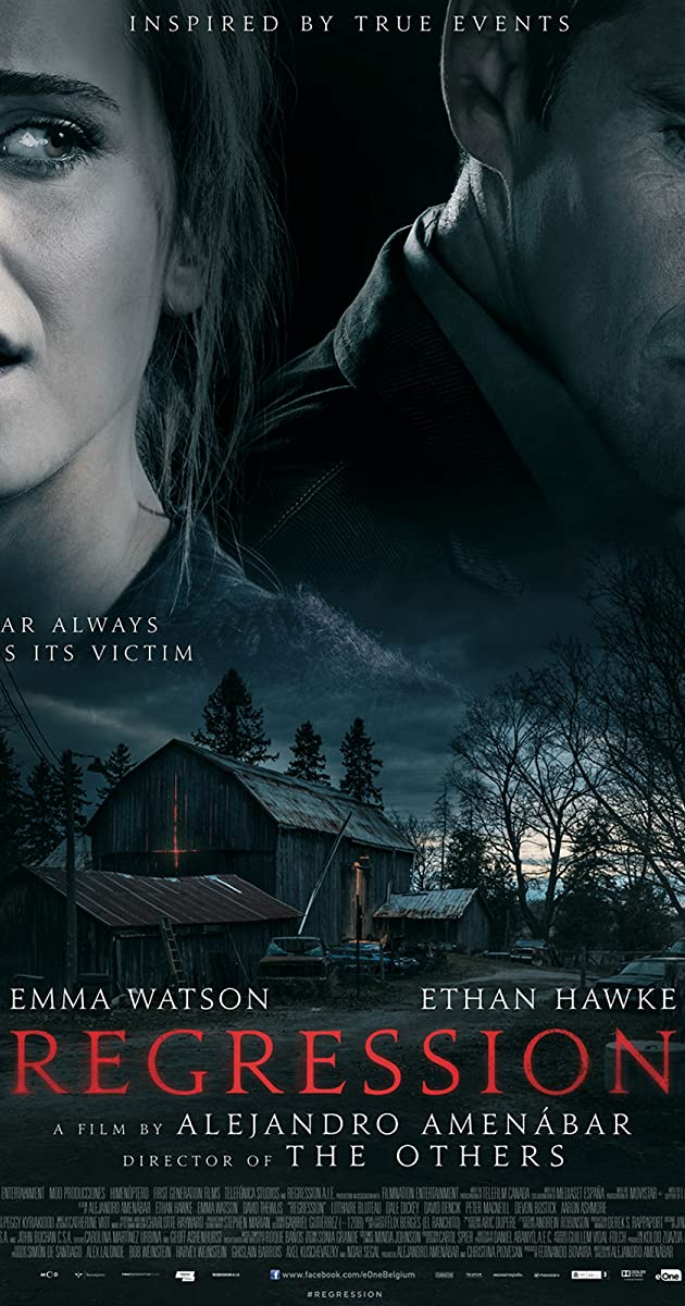 Regresija / Regression (2015) Online
