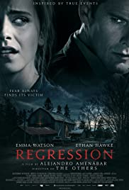 Regression (2015) Poster - Movie Forum, Cast, Reviews
