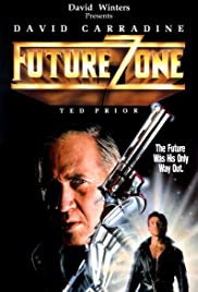 Future Zone (1990) Poster - Movie Forum, Cast, Reviews