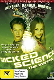 Wicked Science Poster