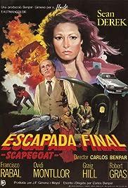 Escapada final (Scapegoat) Poster