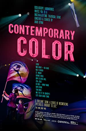 Contemporary Color (2016)