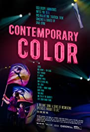Contemporary Color Poster