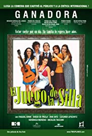 El juego de la silla (2002) Poster - Movie Forum, Cast, Reviews