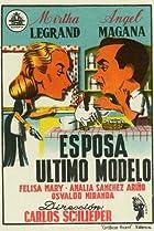 Image of Esposa último modelo