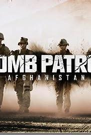 Bomb Patrol Afganistan Poster
