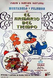El armario del tiempo(1971) Poster - Movie Forum, Cast, Reviews