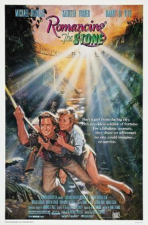 Tras el corazon verde (Romancing the Stone) - 1984