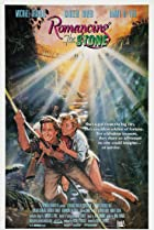 Romancing the Stone (1984) Poster