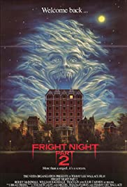 Fright Night Part 2 (1988) Poster - Movie Forum, Cast, Reviews