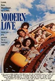 Modern Love (1990) Poster - Movie Forum, Cast, Reviews