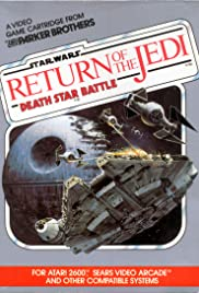 Star Wars: Return of the Jedi - Death Star Battle Poster