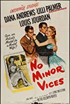 Image of No Minor Vices