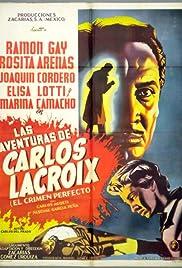Las aventuras de Carlos Lacroix Poster