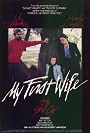 My First Wife Poster