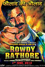 Primary image for Rowdy Rathore