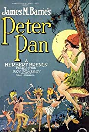 Peter Pan (1924) Poster - Movie Forum, Cast, Reviews