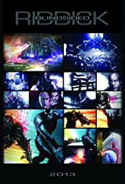 Riddick: Blindsided (2013) Poster - Movie Forum, Cast, Reviews