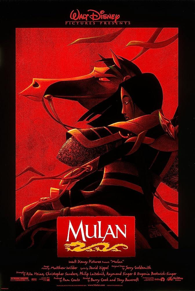 Mulan (1998) Tagalog Dubbed