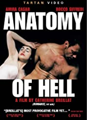 Anatomy of Hell (2004) poster