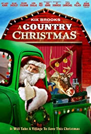 A Country Christmas Poster