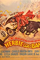 Herbie Goes Bananas (1980) Poster