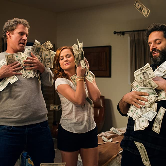 Will Ferrell, Amy Poehler, and Jason Mantzoukas in The House (2017)
