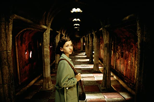 Ivana Baquero in Pan's Labyrinth (2006)