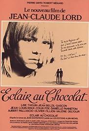 Éclair au chocolat Poster