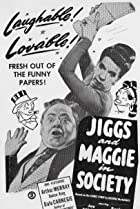 Jiggs and Maggie in Society (1947) Poster