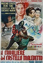 Cavalier in Devil's Castle Poster