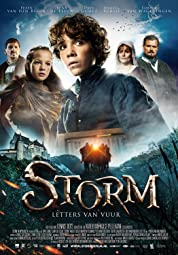 Storm - Letter of Fire (2017) poster