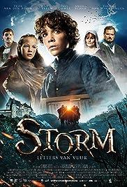 Storm: Letters van Vuur Poster