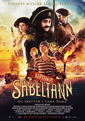 Captain Sabertooths Next Adventure (2014)