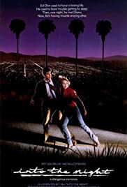 Into the Night (1985) Poster - Movie Forum, Cast, Reviews