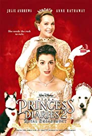The Princess Diaries 2: Royal Engagement (2004) Poster - Movie Forum, Cast, Reviews