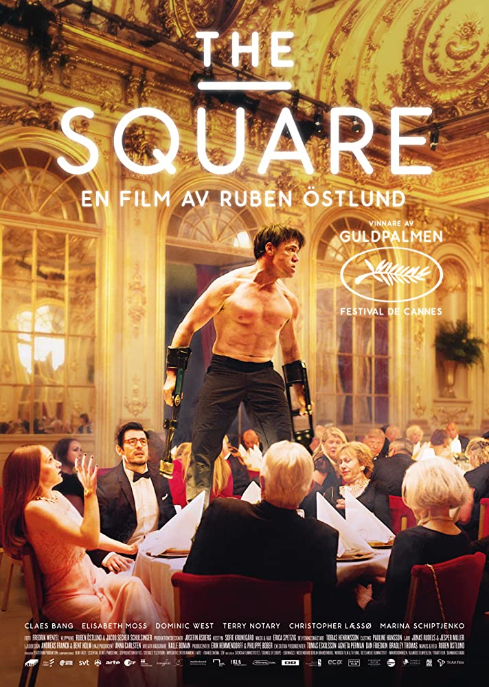 The Square film poster
