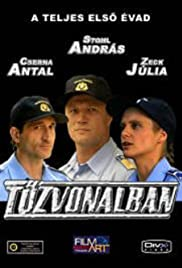 Tüzvonalban Poster - TV Show Forum, Cast, Reviews